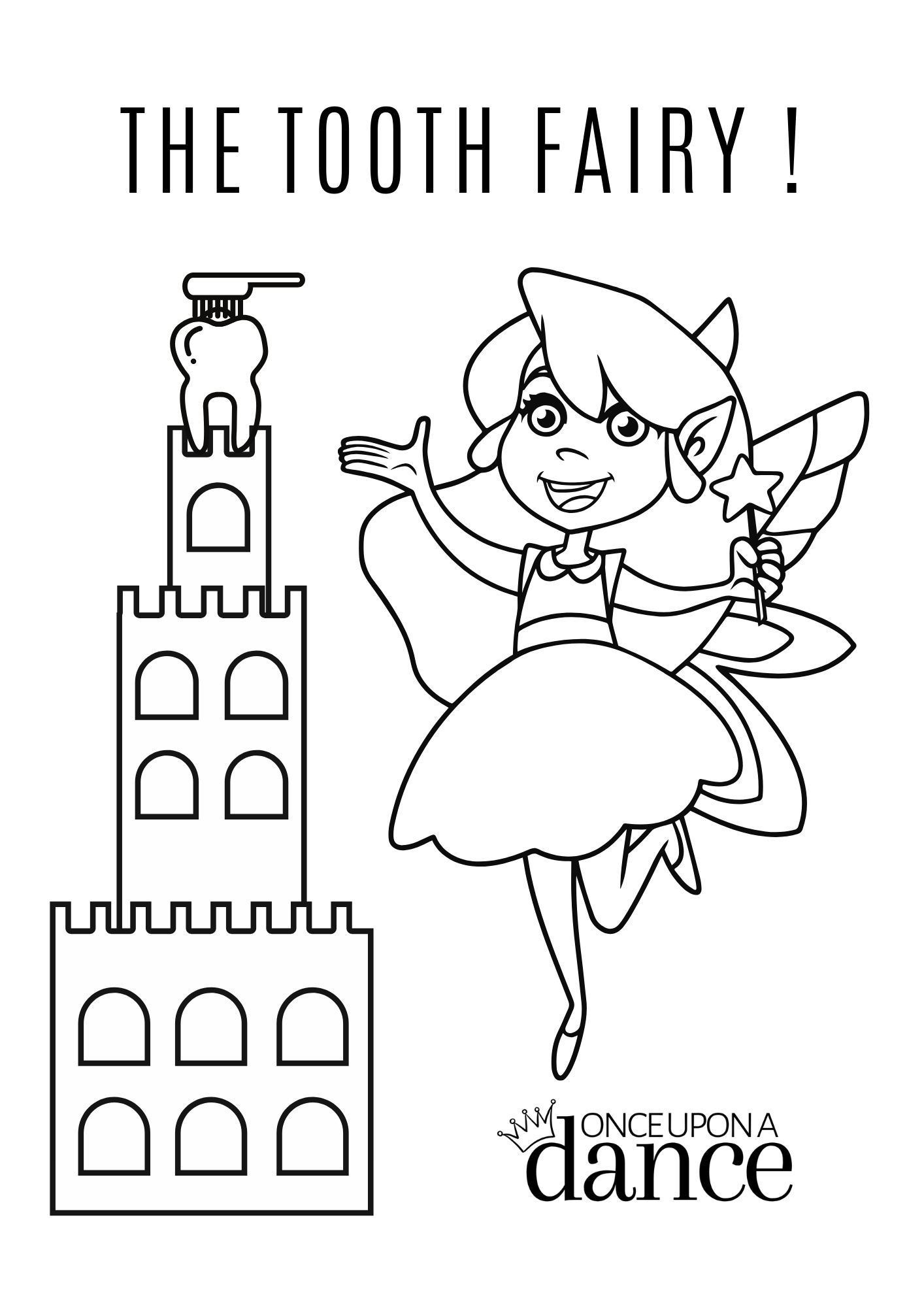 The tooth fairy ballet